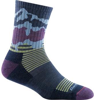 Darn Tough Three Peaks Jr Micro Crew Light Cushion Sock - Kids'