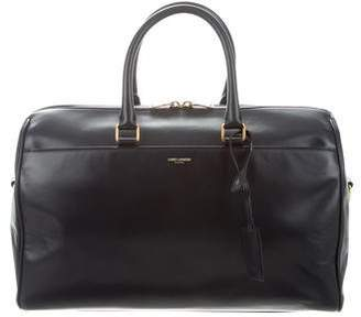 Saint Laurent 12 Hour Duffle Bag