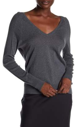 James Perse Deep V Sweater