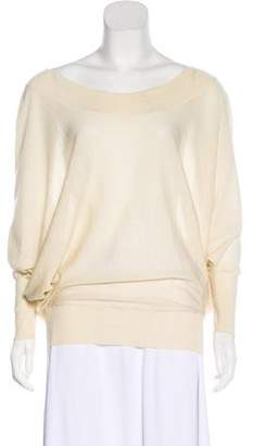 Robert Rodriguez Merino Wool Knit Sweater