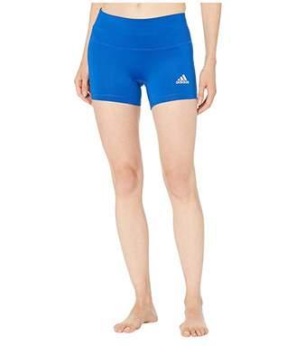 adidas Blue Women's Athletic Shorts ShopStyle