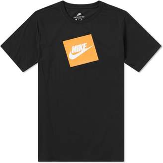 Nike Futura Box Logo Tee