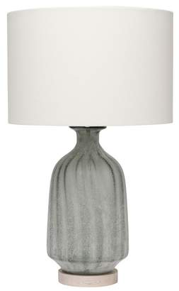 Jamie Young Frosted Glass Table Lamp