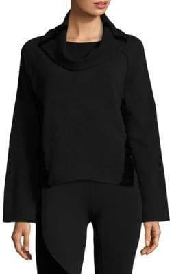 Alala Riki Kimono-Sleeve Sweatshirt