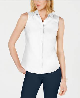 Charter Club Petite Collared Shirt