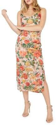Buffalo David Bitton Exquisite Floral-Print Dress