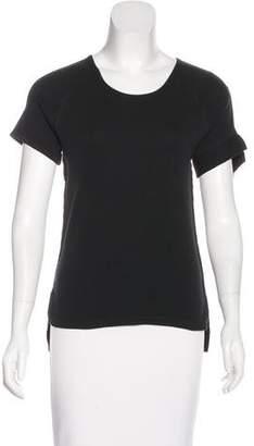 Sonia Rykiel Short Sleeve Knit Top