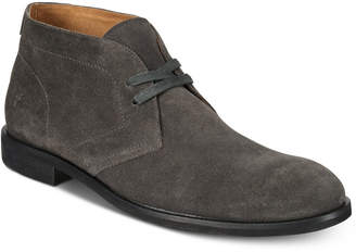 Frye Men's Scott Suede Chukka Boots, Created for Macy's