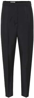 Jil Sander Wool and mohair trousers