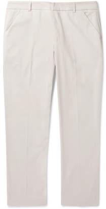 Folk Cotton-Twill Trousers