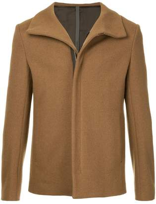 Kazuyuki Kumagai classic short jacket