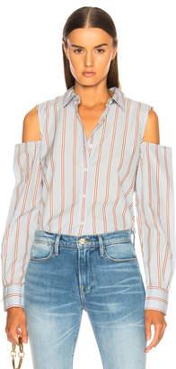 Frame Shoulderless Top