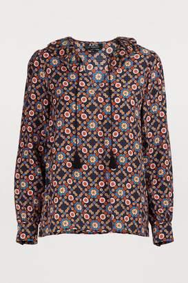 A.P.C. Debbie blouse