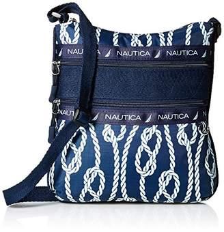 Nautica Quarters Rip Stop Women's Crossbody Bag