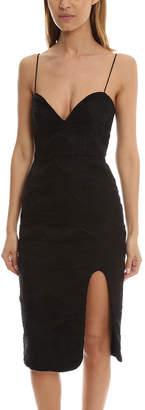 Nicholas Wave Lace Sweetheart Dress