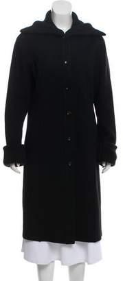 Sofia Cashmere Cashmere Long Coat