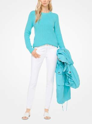 MICHAEL Michael Kors Cotton-Blend Pullover