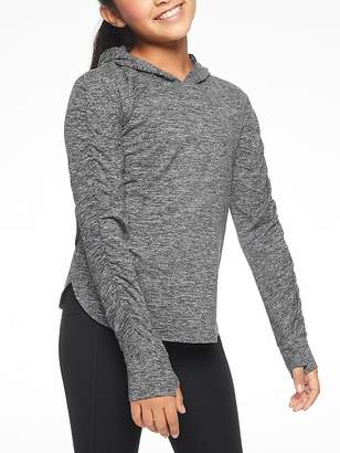 Athleta Girl Sleeve It To Me Hoodie
