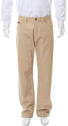 HUGO BOSS Boss by Alabama 5-Pocket Pants