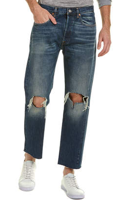 Levi's 1966 501 Lonely Hearts Straight Leg
