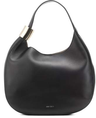 Jimmy Choo Stevie leather shoulder bag