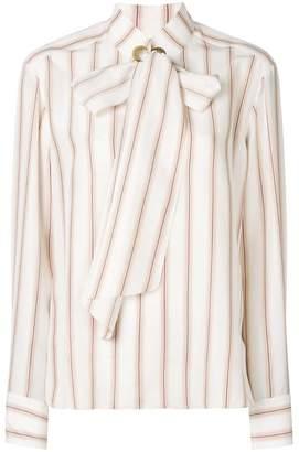 Chloé striped print shirt