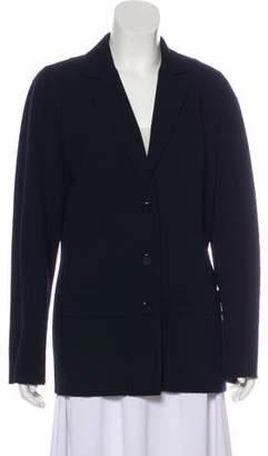 Ellen Tracy Linda Allard Wool Structured Blazer