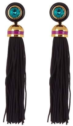 Trina Turk Tassel Drop Earrings