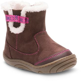 Stride Rite Eliza Toddler Girls' Boots $32 thestylecure.com