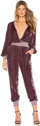 Young Fabulous & Broke Young, Fabulous & Broke Ambrosia Velvet Jumpsuit