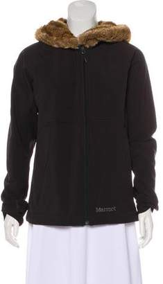 Marmot Hooded Casual Jacket