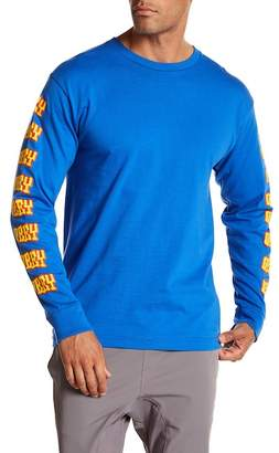 Obey Better Days Graphic Logo Sweater