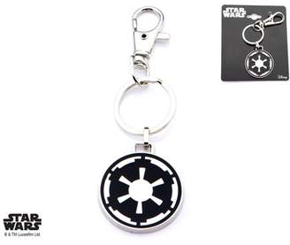 Star Wars Imperial Symbol with Stainless Steel Key Chain