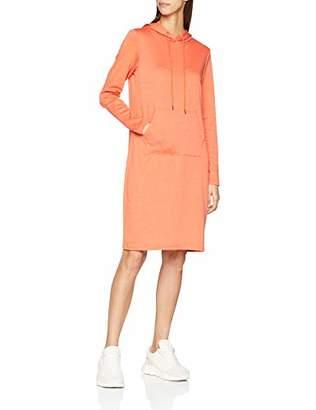 Vila CLOTHES Women's Vitinny L/s Sleeve Hoodie Pocket Dress Dress Not Applicable,(Manufacturer Size: Medium)