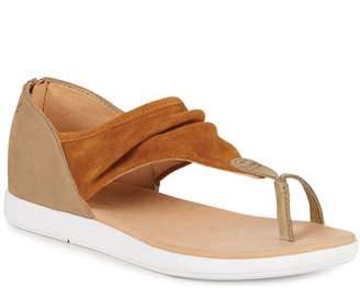 Emu Womens Sandals Yarra Nappa Leather in