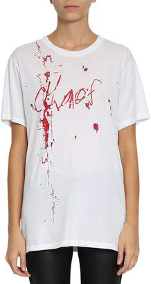 Haider Ackermann Printed Cotton T-shirt