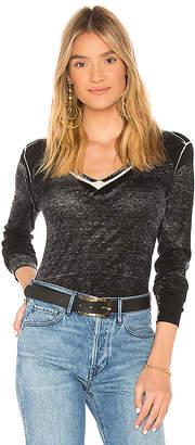 525 America Spray Dye Sweater