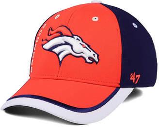 '47 Denver Broncos Crash Line Contender Flex Cap