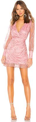 Lovers + Friends Abigail Mini Dress