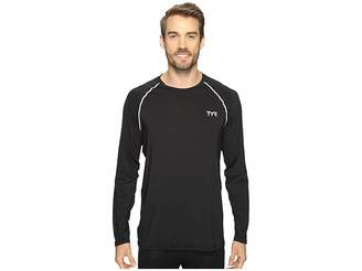 TYR Long Sleeve Rashguard Men's Swimwear