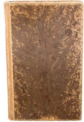 Smythson Gilt Address Book