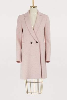 Harris Wharf London Virgin wool and cashmere coat