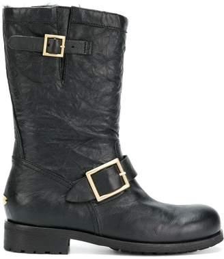 Jimmy Choo Biker boots