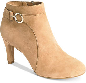 Bandolino Longo Ankle Booties Women Shoes