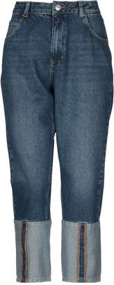 Silvian Heach SH by Denim pants - Item 42703381SG