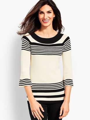 Talbots Melody Stripe Sweater