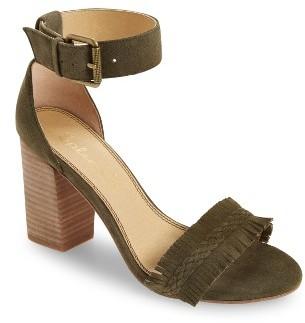 Women's Splendid Jakey Ankle Strap Sandal $127.95 thestylecure.com