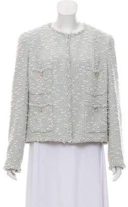 Chanel Embellished Bouclé Jacket