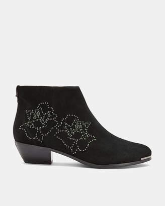 Ted Baker DAKOTA Leather studded ankle boot