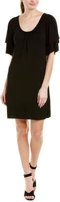 Three Dots Classic Spring Shift Dress